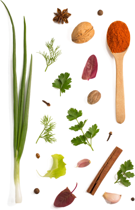 Spices for cooking